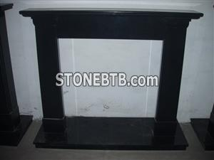 Shanxi Black Fireplace Fireplace
