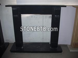 Hebei Black Fireplace