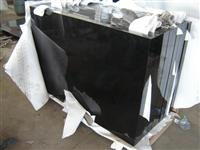 China Balck Granite Tombstone