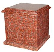 Granite Red Companion Urn