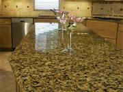 Giallo SF Real granite counter top