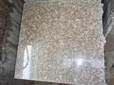 G687 Peach Red granite tile