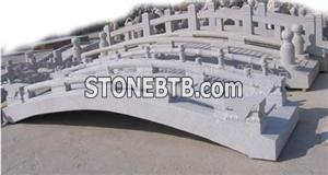 Granite Landscape Bridge Railing