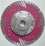 Diamond Saw Blade with flange