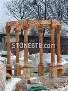 Yellow Marble Gazebos