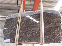 China Dark Emperador Slab