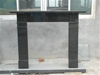 Absolute Black Fireplace