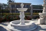 Large Statuary Garden Fountain 2016
