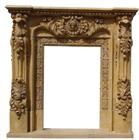 Carving Stone Doorcase