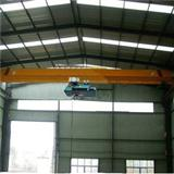 LDY Steel Mill Steel Manufacturing Single Beam Hoist Crane For Molten Steel Lifting