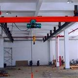 LX Low Roof Workshop Underslung Overhead Traveling Crane With Hoist
