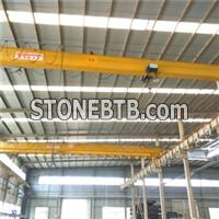 Steel Structure Factory Overhead Traveling Monorail Crane