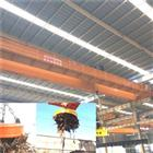 QC Model Steel Plant Steel Meltshop Overhead Traveling Magnetic Crane