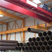 Intelligent Steel Pipe Distribution Overhead Crane