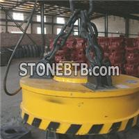 MW5 Standard Series Circular Lifting Magnet Electro Magnetic Industries