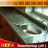 Hua'an Jade in green and pink Countertop