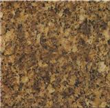 Brown granite floor tile