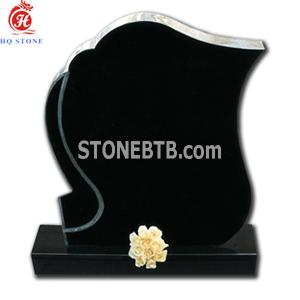 Black Granite Monument