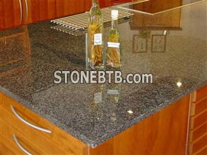 G654 black granite counter top