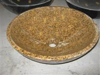 Vietnam Yellow Granite Sink