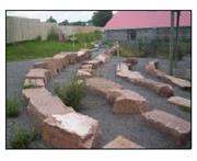 Landscaping stones, Cobble Stone, Curbstones