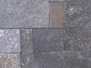 Andesite - A1 mosaic pavement