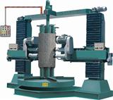 Vertical Circular Arc Polishing Machine HSM-MC2000