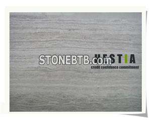 Grey Wood Grain Marble Slabs