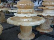 Yellow Onyx China Fountain