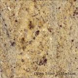 Kashmir Gold granite tile slab