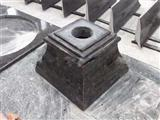 Tan Brown Granite Column Base