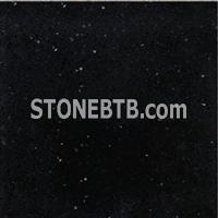 Highsun polished  cladding wall tile marble stone QSA1013 Black Pearl
