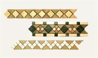 Mosaic Molding and Border