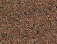 Chinese Mahogany Red Granite
