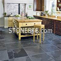 Black Slate Tiles for Flooring Walling