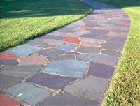 Multi color Flag stone, Tiles for Floor