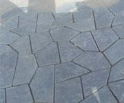 Black Flooring Slate Tile