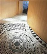 China Marble Mosaic Floor