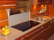 Jungle yellow granite counter top