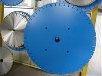 Diamond cutting wheel for hard stone