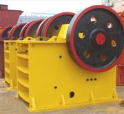 Large And Small Jaw Crushers