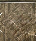 M052 Coffee Brown Marble Tile&Slab