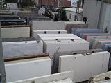 Our marble, granite stockyards