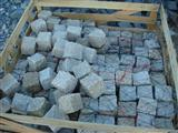 Grey Stone Block Paving
