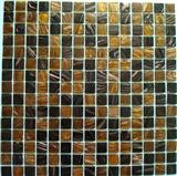 Goldline Glass Mosaic, Glass Mosaic Tile, Glass tile