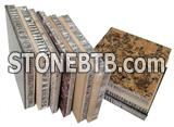 Honeycomb stone Panels for facade wall envelope
