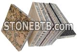 Stone Honeycomb panels for wall cladding