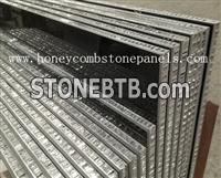 Stone honeycomb panel for wall cladding, lightweight stone panel,honeycomb stone panel