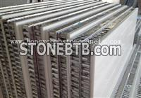 Stone honeycomb panels for curtain wall,honeycomb stone panel,super thin stone panel