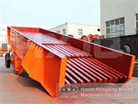 2013 Hot Sale Vibrating Feeder in Mining